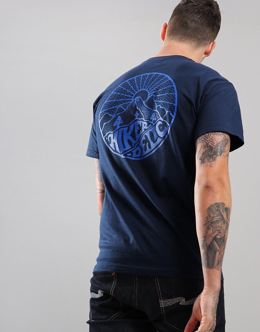 Hikerdelic Core T-Shirt  Navy