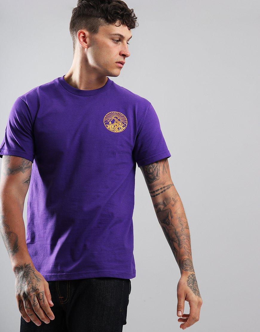 Hikerdelic Core T-Shirt  Purple