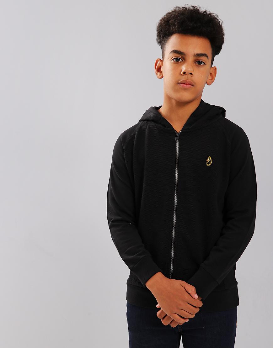 Luke 1997 Junior Honey Bro Zip Sweat Black