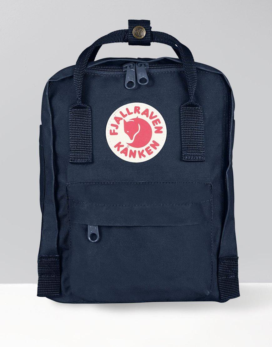 Fjällräven Kånken Mini Backpack Navy