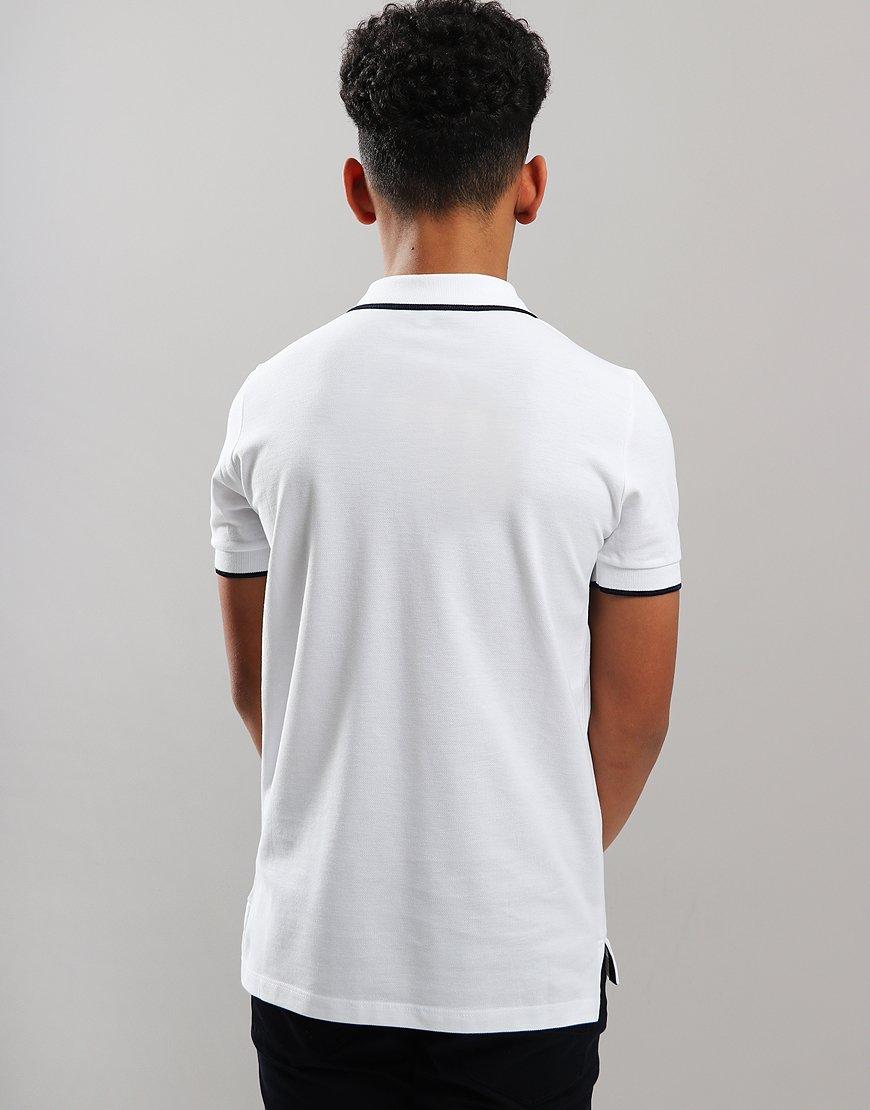 43df09432 Kenzo Kids JB1 Polo Shirt Optic White - Terraces Menswear