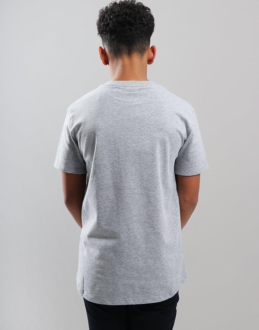 09d25cc1c Kenzo Kids Logo JB2 T-Shirt Marl Grey - Terraces Menswear