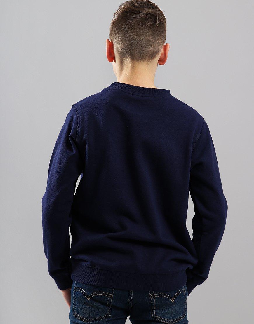 ac8d1529e Kenzo Kids Tiger Logo JB Per2 Sweat Navy - Terraces Menswear