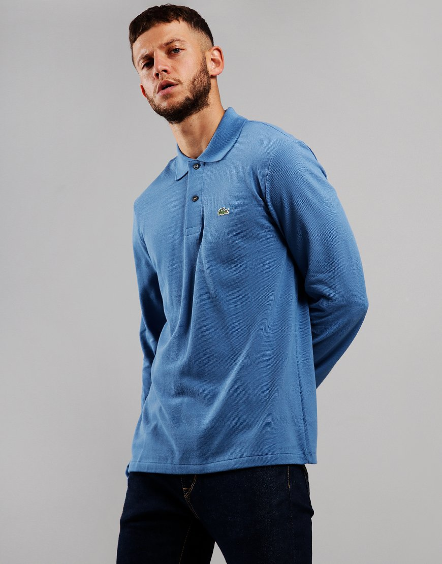 Lacoste Best Long Sleeve Polo Shirt King