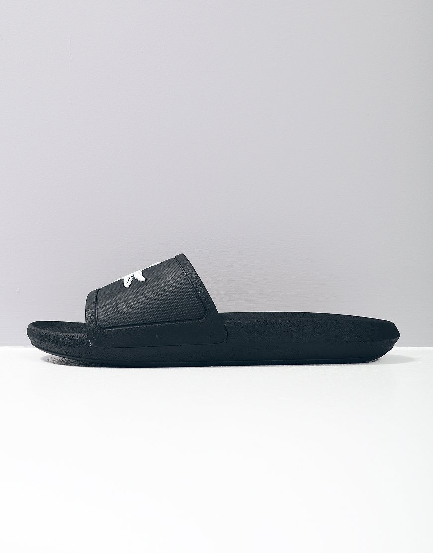 Lacoste Croc Slides 119 Navy/White