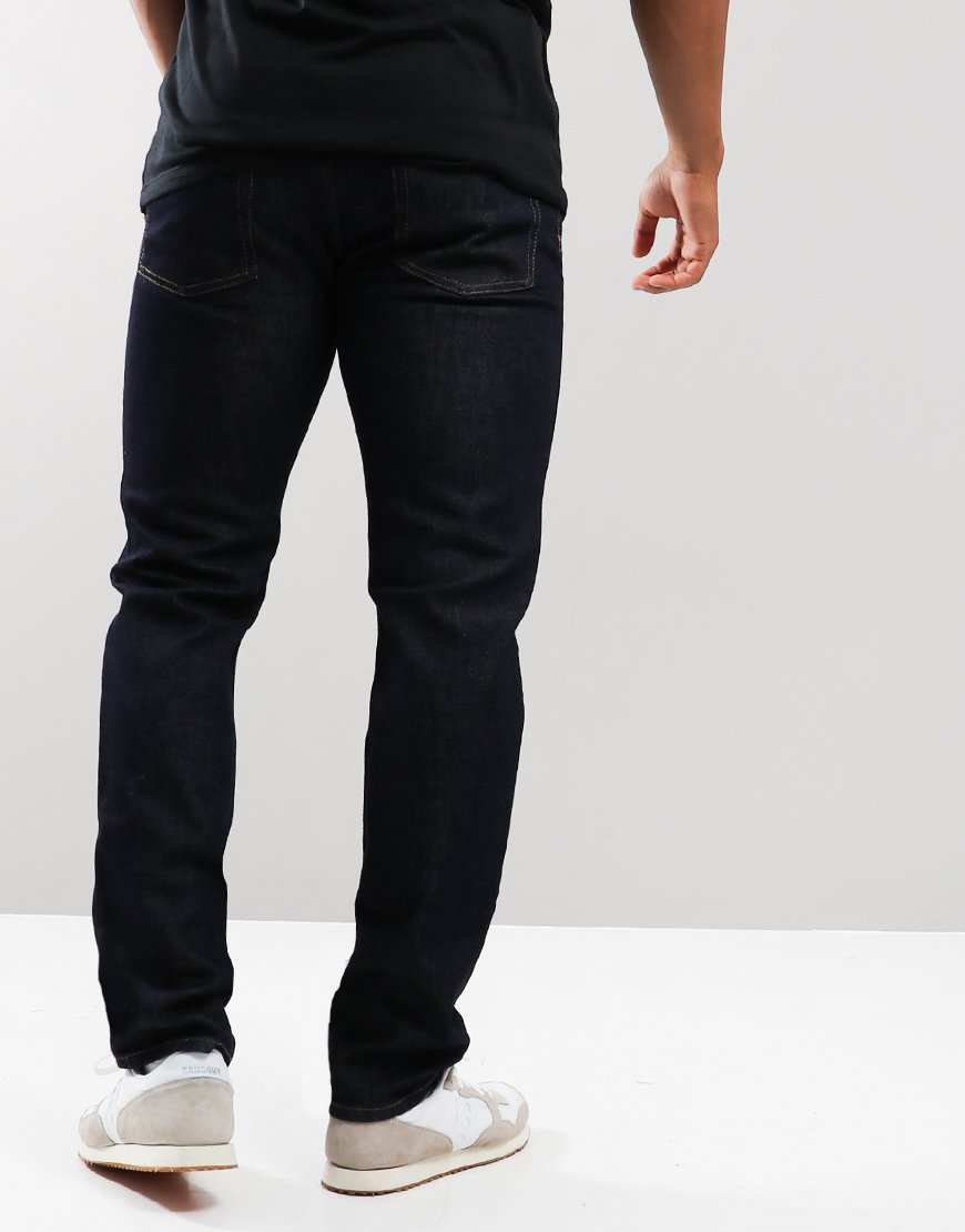 Lacoste Regular Fit Jeans Rinsed