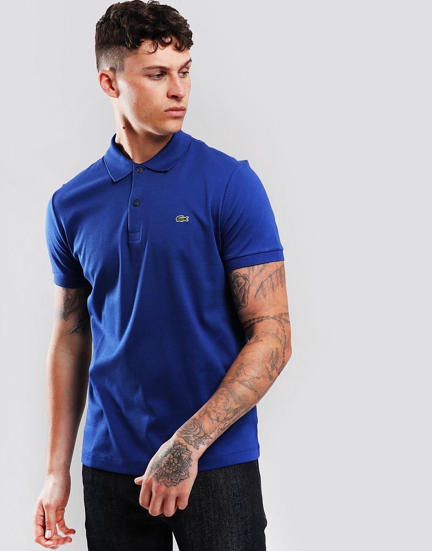 4f414877 Lacoste Jersey Polo Shirt Captain