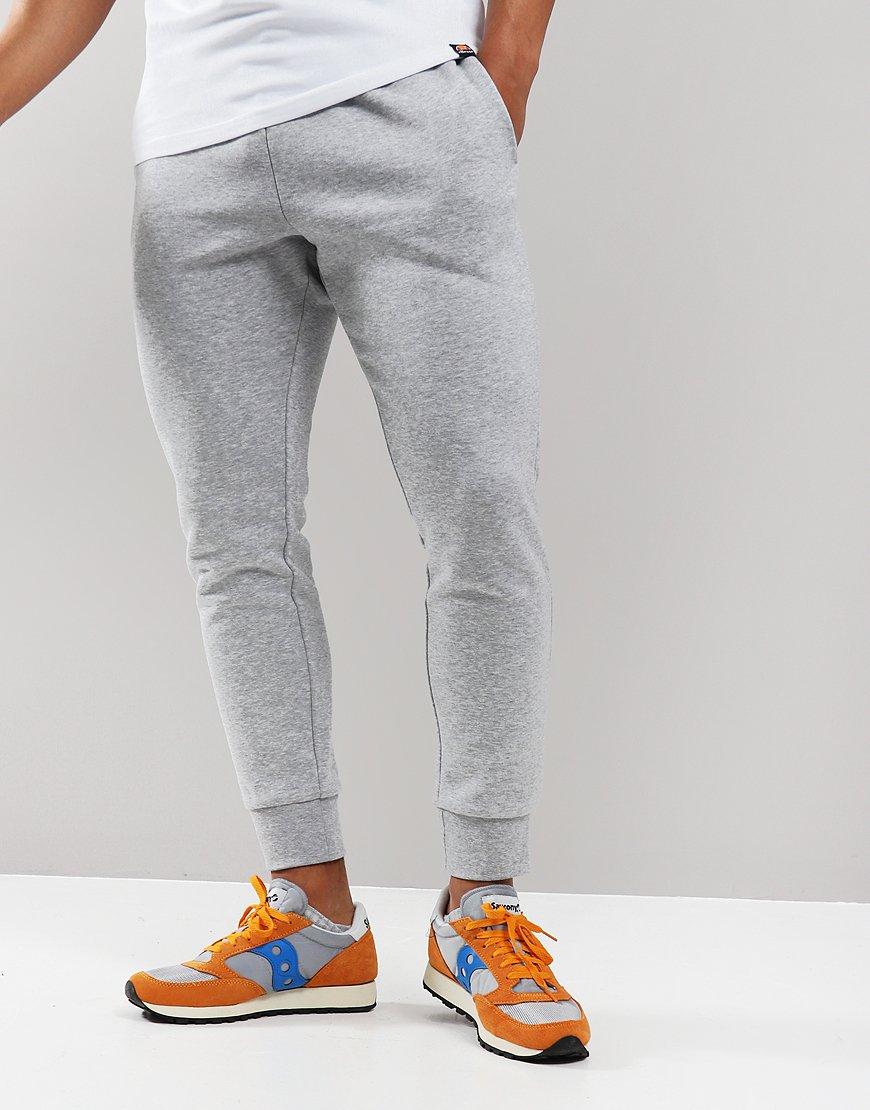 Lacoste SPORT Fleece Joggers Silver Chine