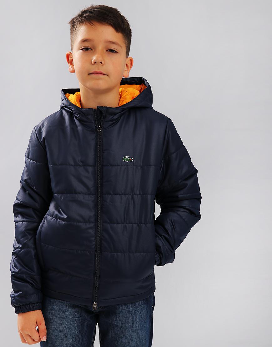 Lacoste Kids Blouson Jacket Navy/Pomelo