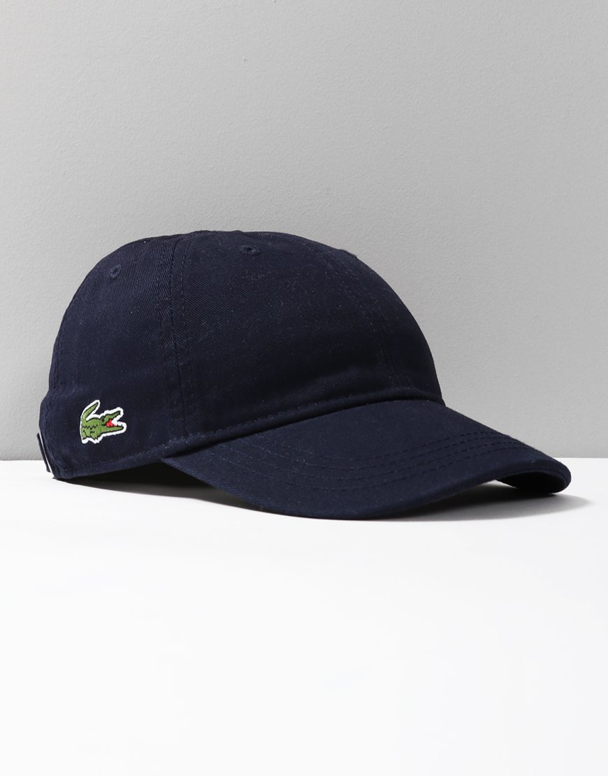 Lacoste Kids Cap Navy Blue