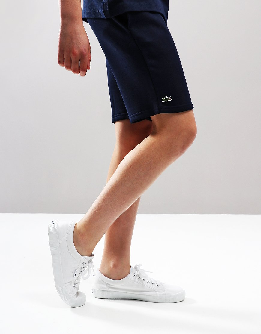Lacoste Kids Jog Shorts Navy