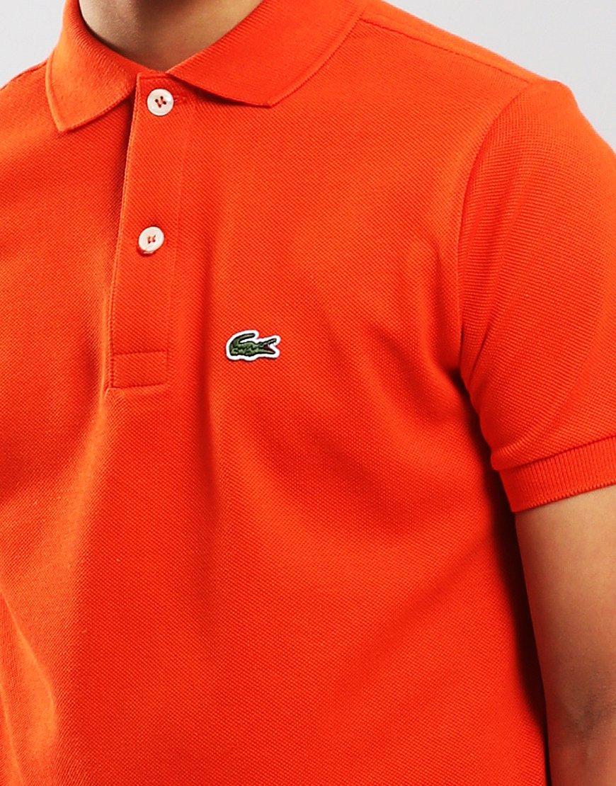 57b11db85e08 Lacoste Kids Plain Polo Shirt Casual - Terraces Menswear