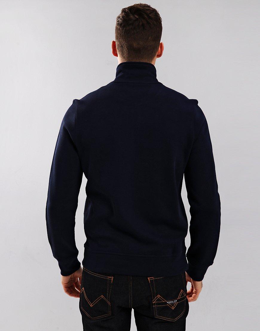 Lacoste Half Zip Knit Navy