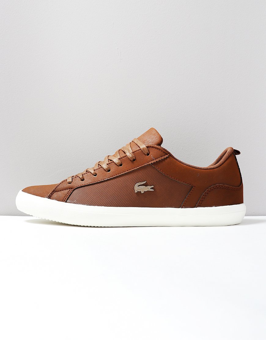 Lacoste Lerond 119 Brown/Off White