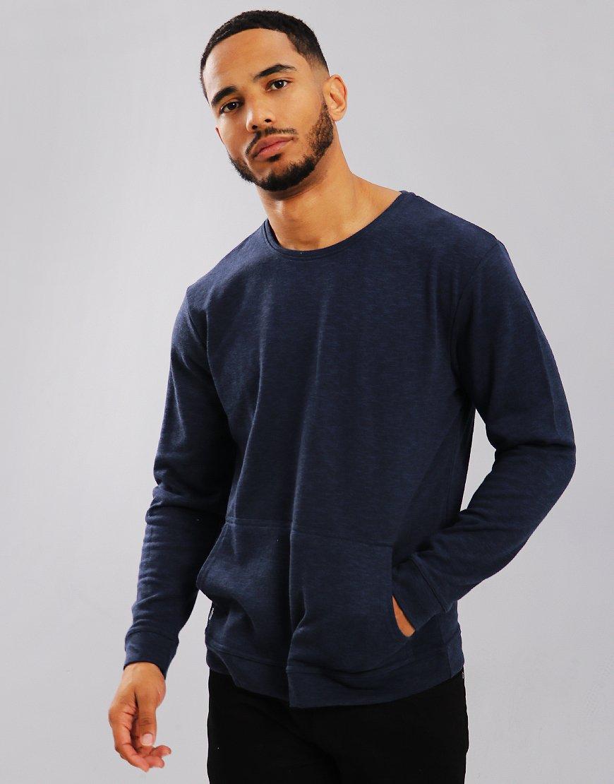 Lacoste Loungewear Crew Neck Blue