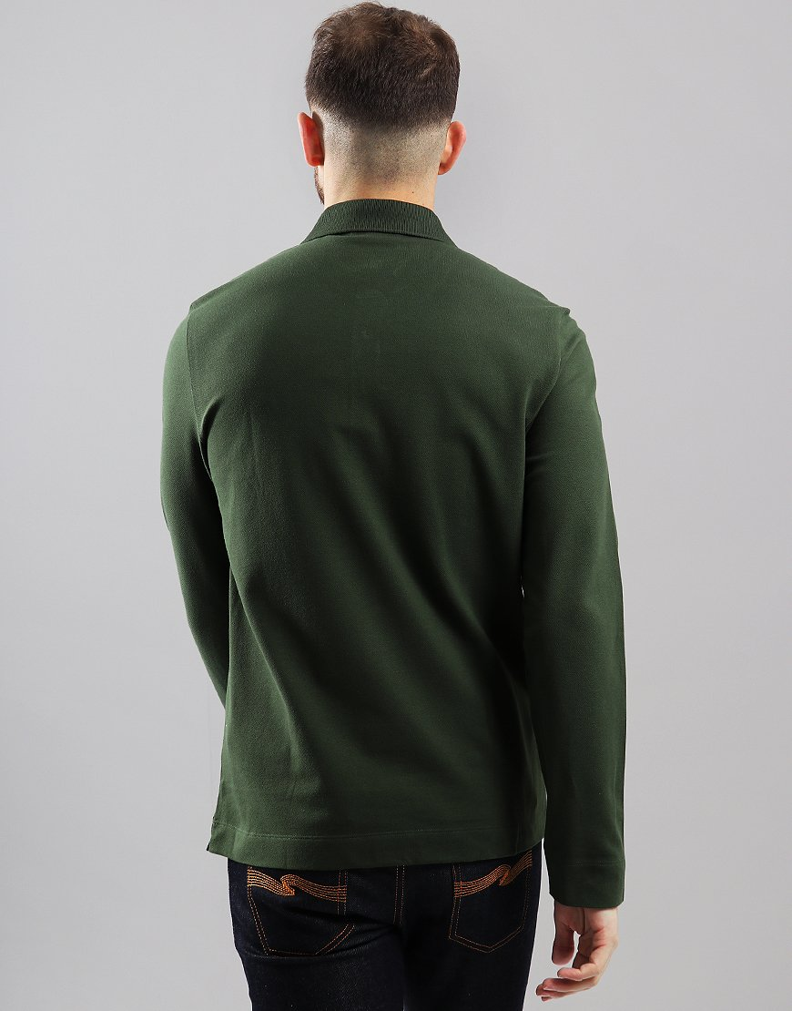 Polo Long Caper Shirt Paris Sleeve Lacoste LUpqSGzMjV