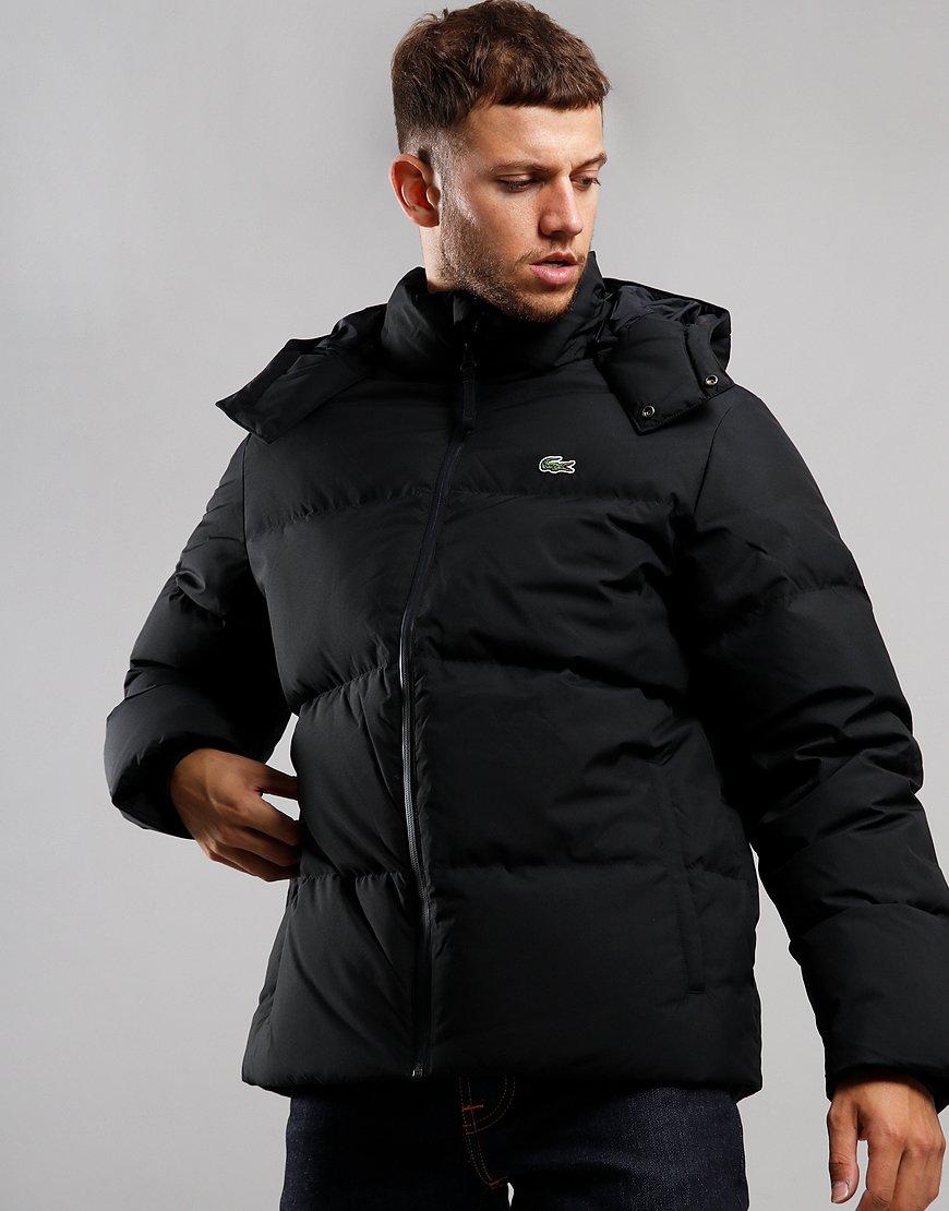 Lacoste Down Puffa Jacket Black
