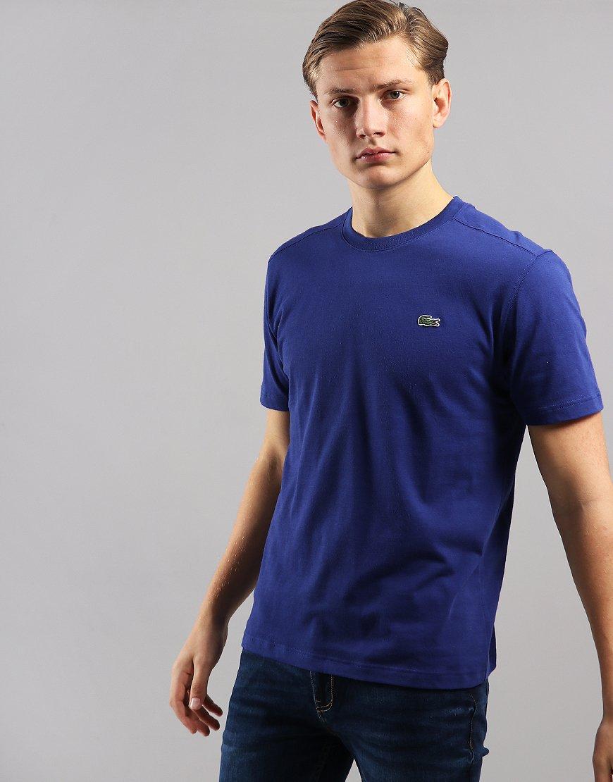 Lacoste SPORT Plain T-Shirt Ocean