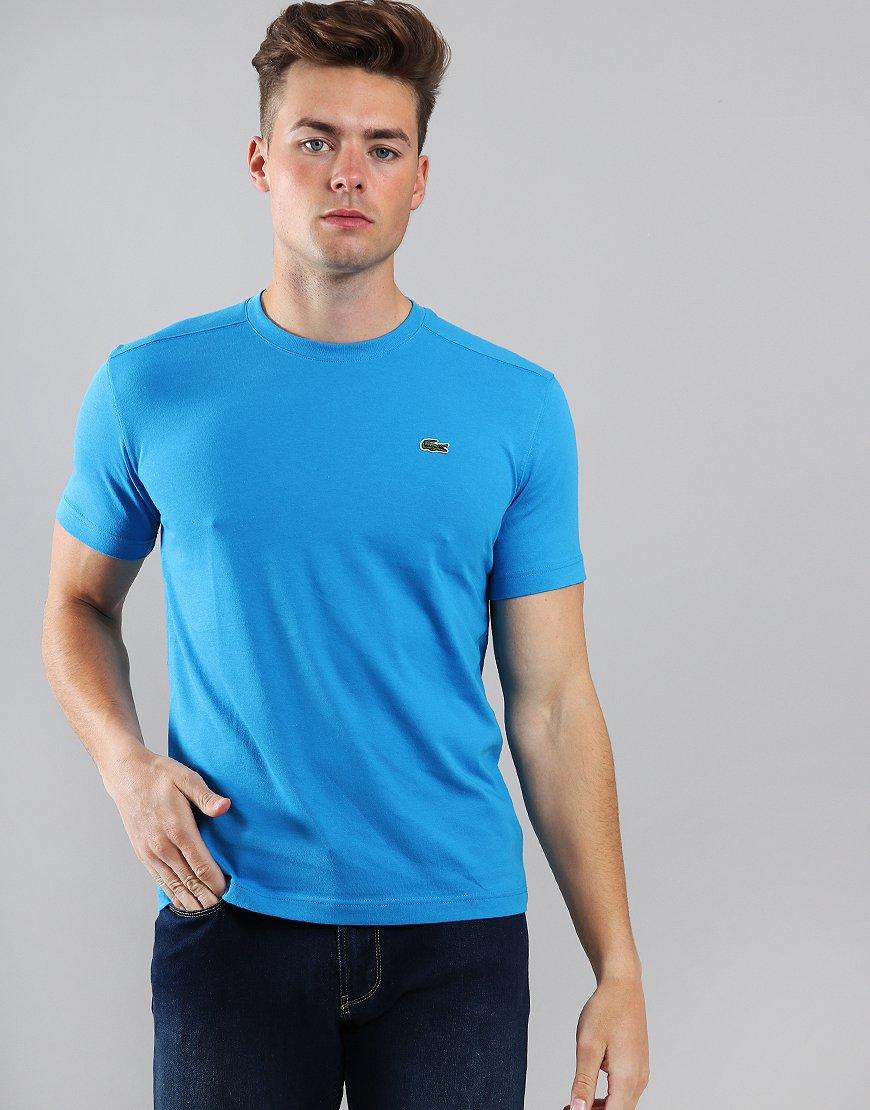 f86e7089 Lacoste Sport Plain T-Shirt Praten - Terraces Menswear
