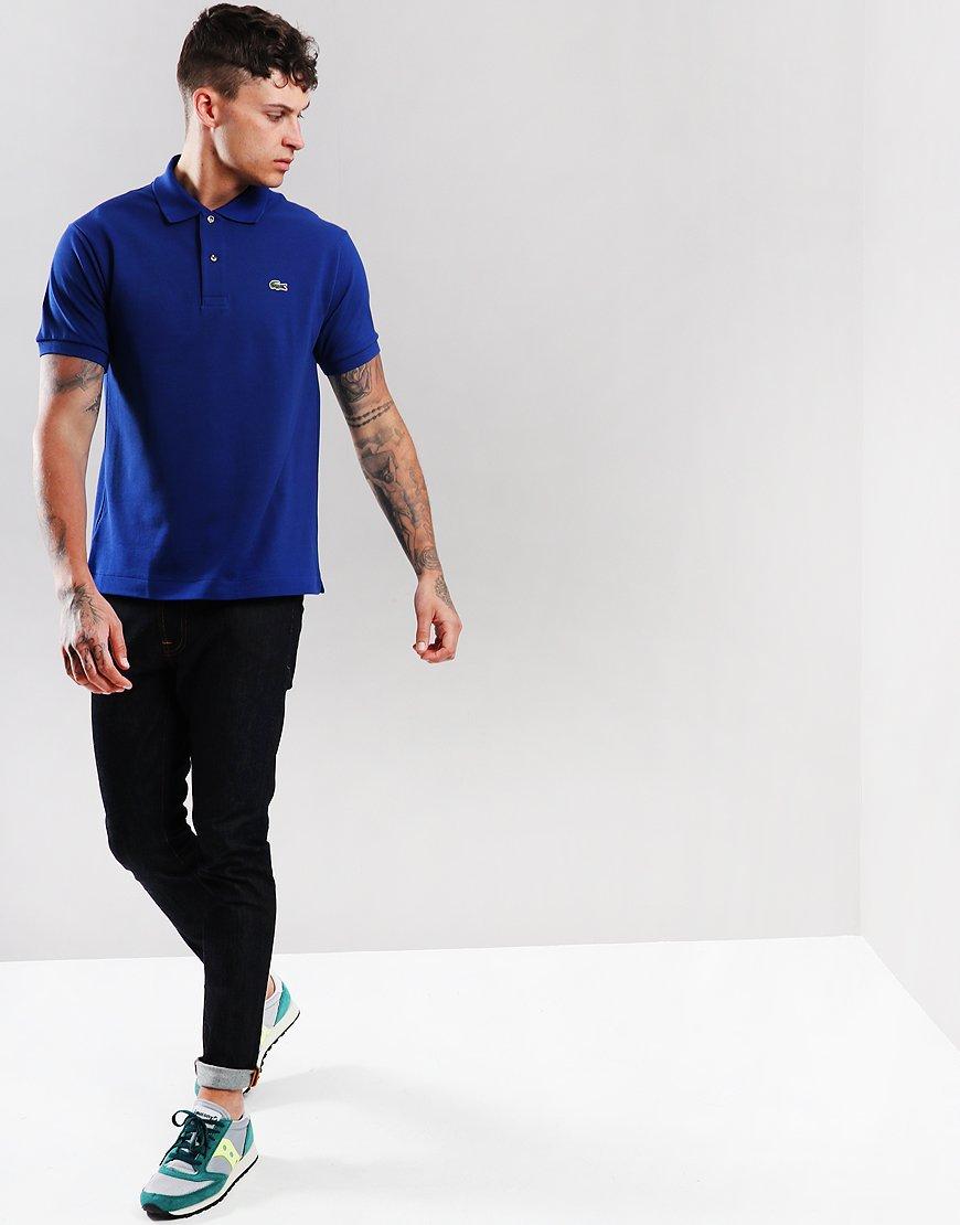 ea59d598 Lacoste L.12.12 Best Polo Shirt Captain - Terraces Menswear