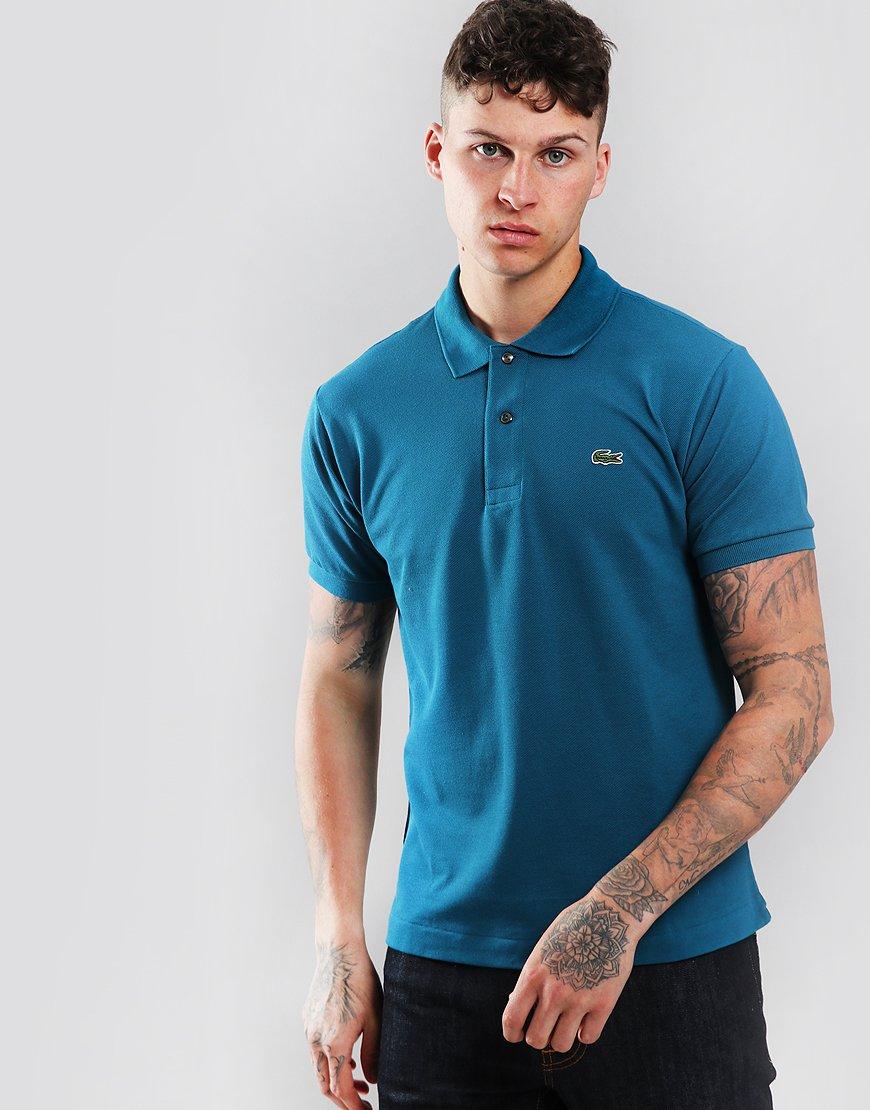 29d6b14b Lacoste L.12.12 Best Polo Shirt Lucida - Terraces Menswear