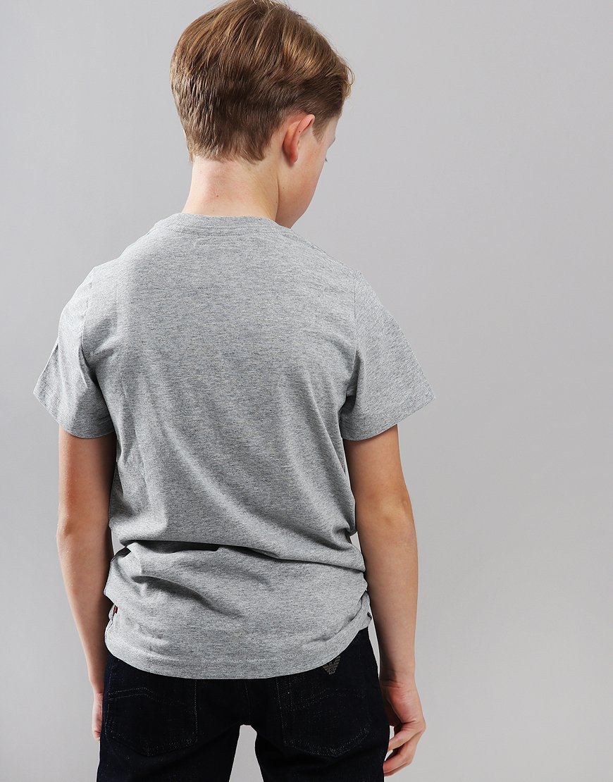 Levi's Kids Hero T-Shirt Gris Chine