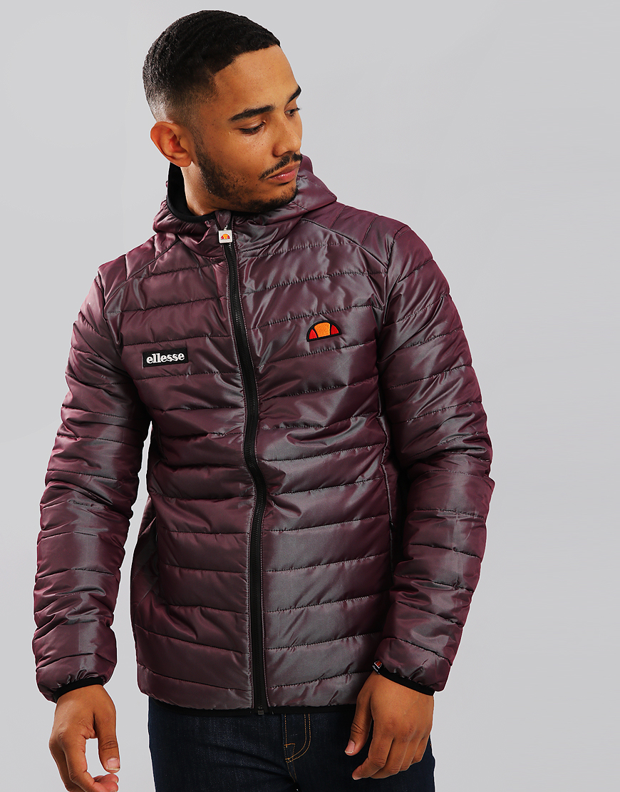 Ellesse Lexus Padded Jacket Purple Iridescent