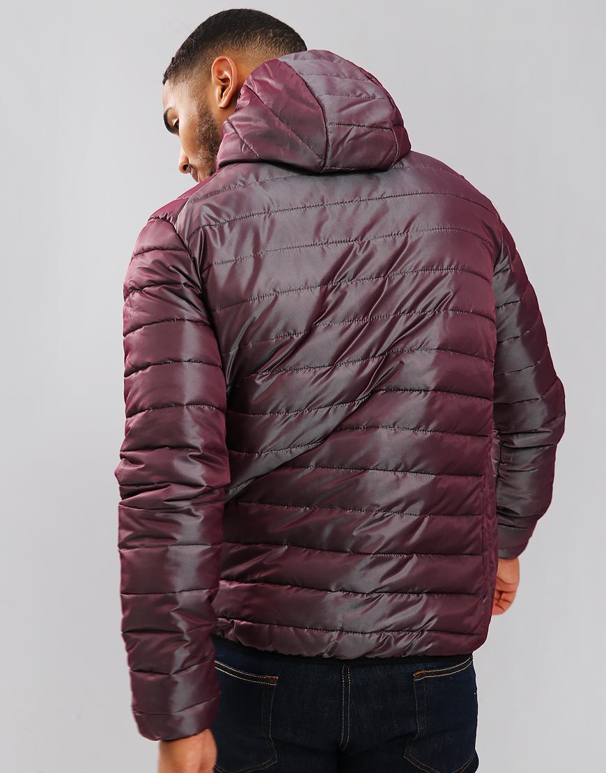 Ellesse Lexus Padded Jacket Purple Iridescent