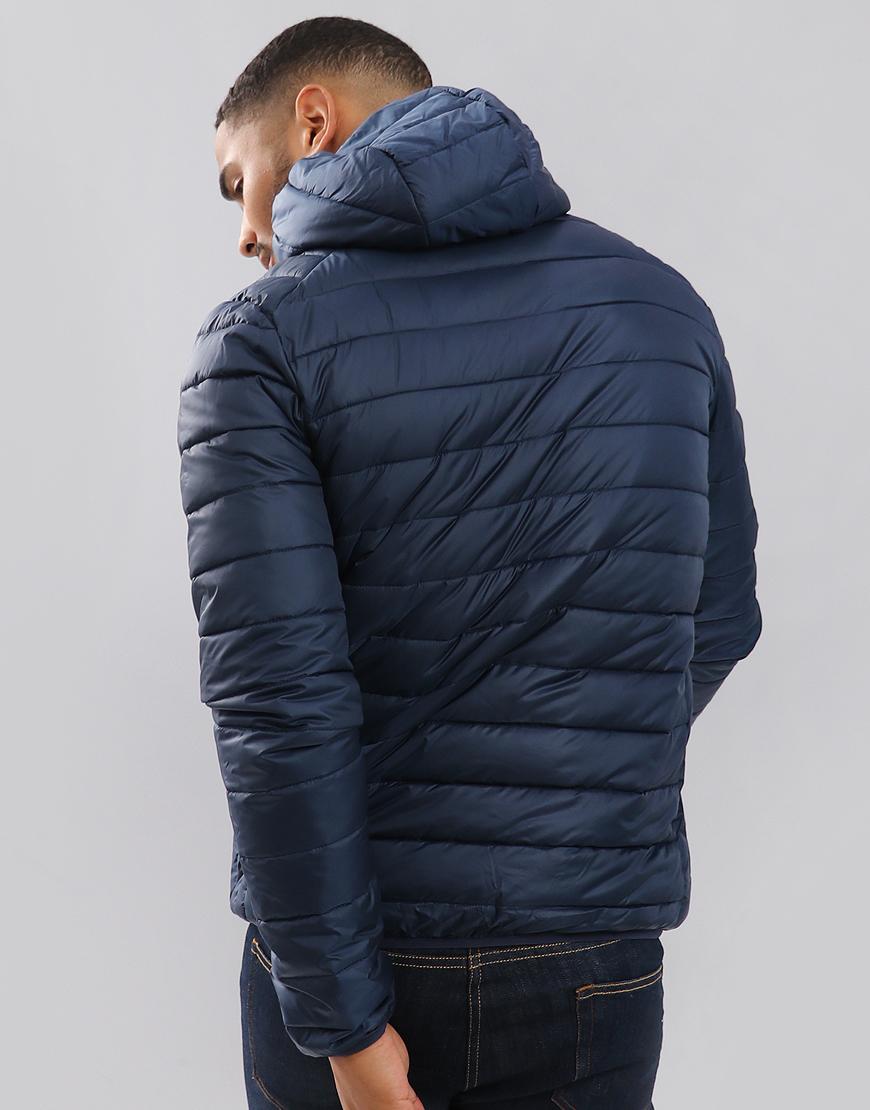 Ellesse Lombardy Puffer Jacket Dress Blues