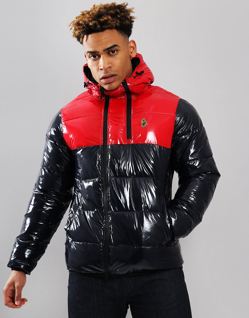 Luke 1977 Bairstow Jacket Marina Red