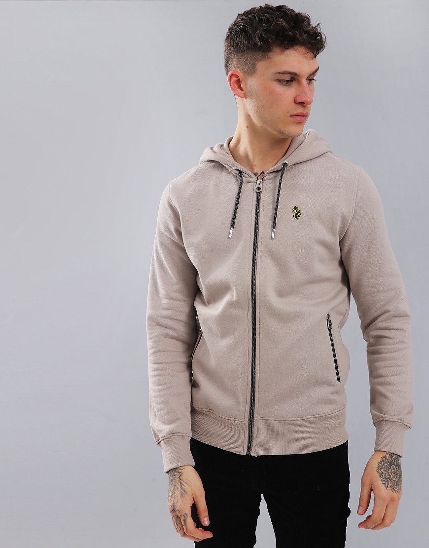 Luke 1977 Berlin 2 Zip Sweat Cement