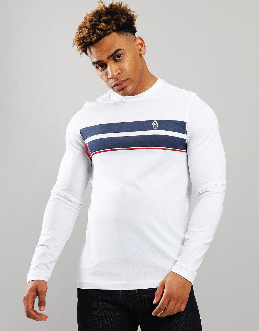 Luke 1977 Columbia Long Sleeve T-Shirt White