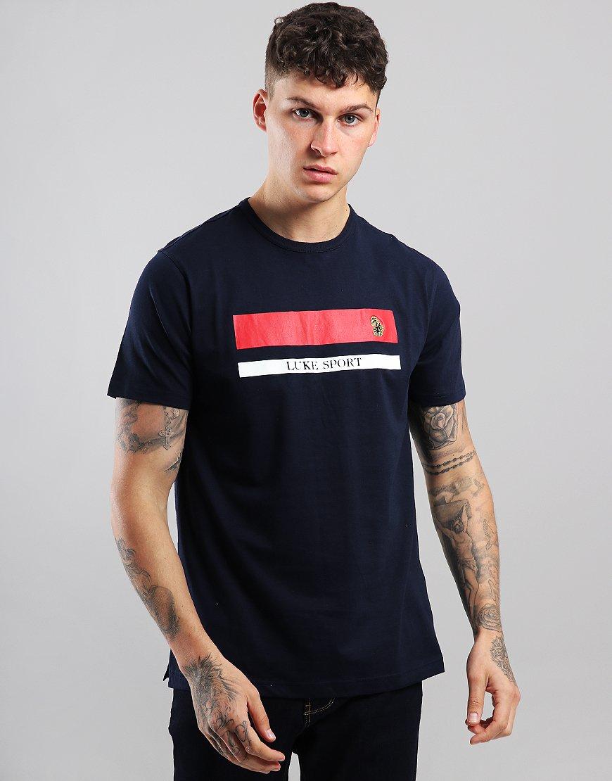 Luke 1977 Galway T-Shirt Navy