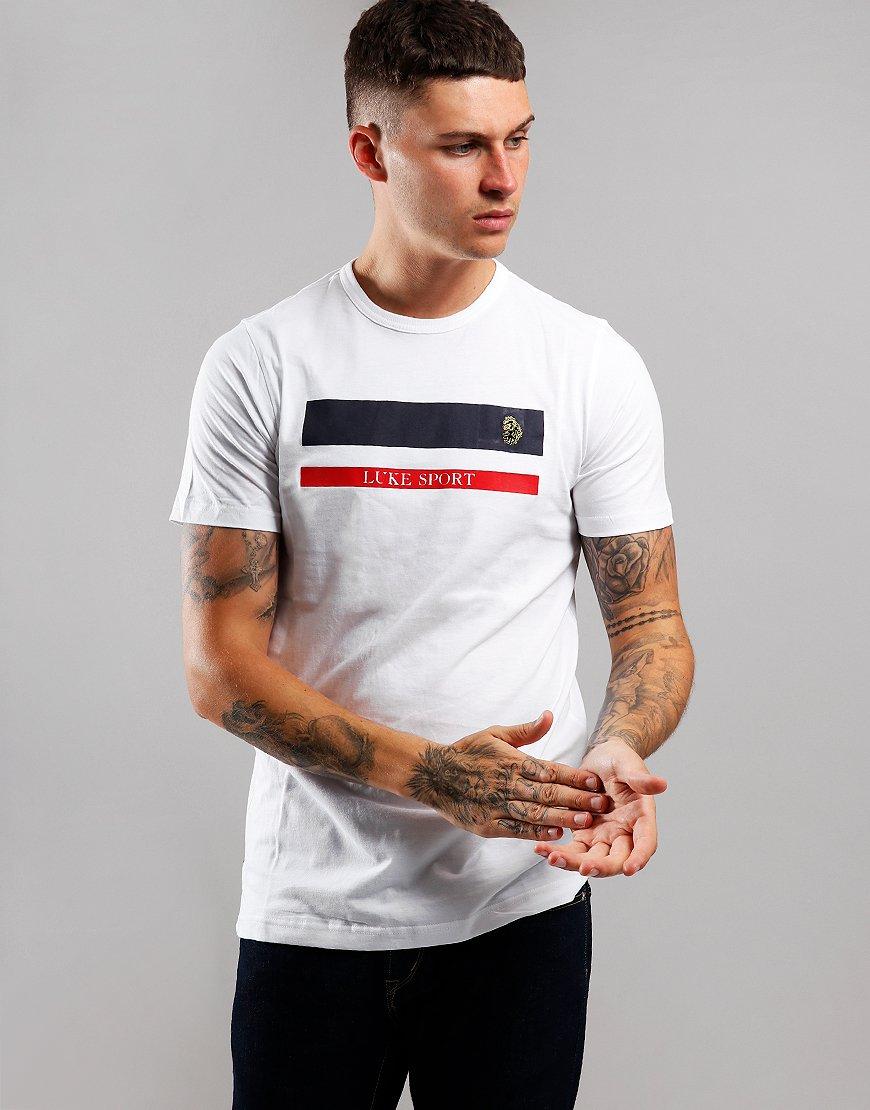 Luke 1977 Galway T-Shirt White
