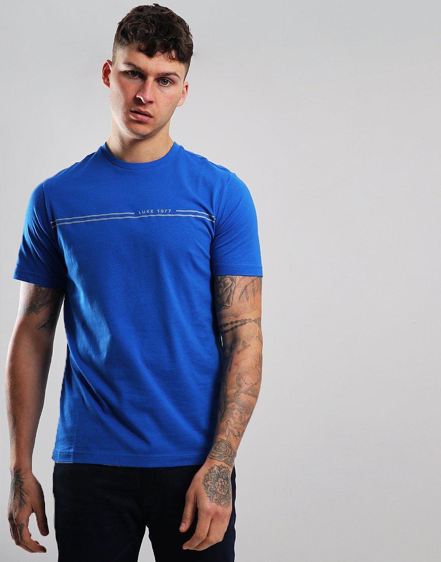 Luke 1977 Holly B T-Shirt Cobalt