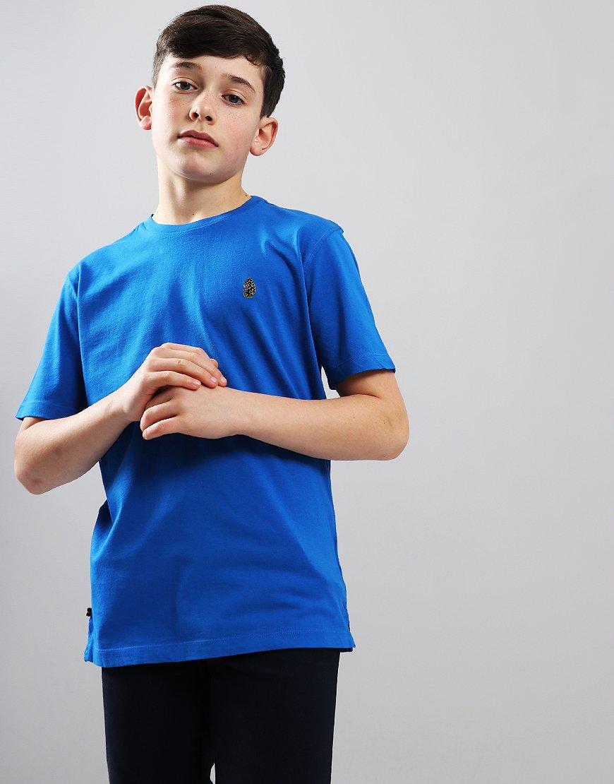 522eaf8e8 Luke 1977 Kids Hotdog T-Shirt Cobalt
