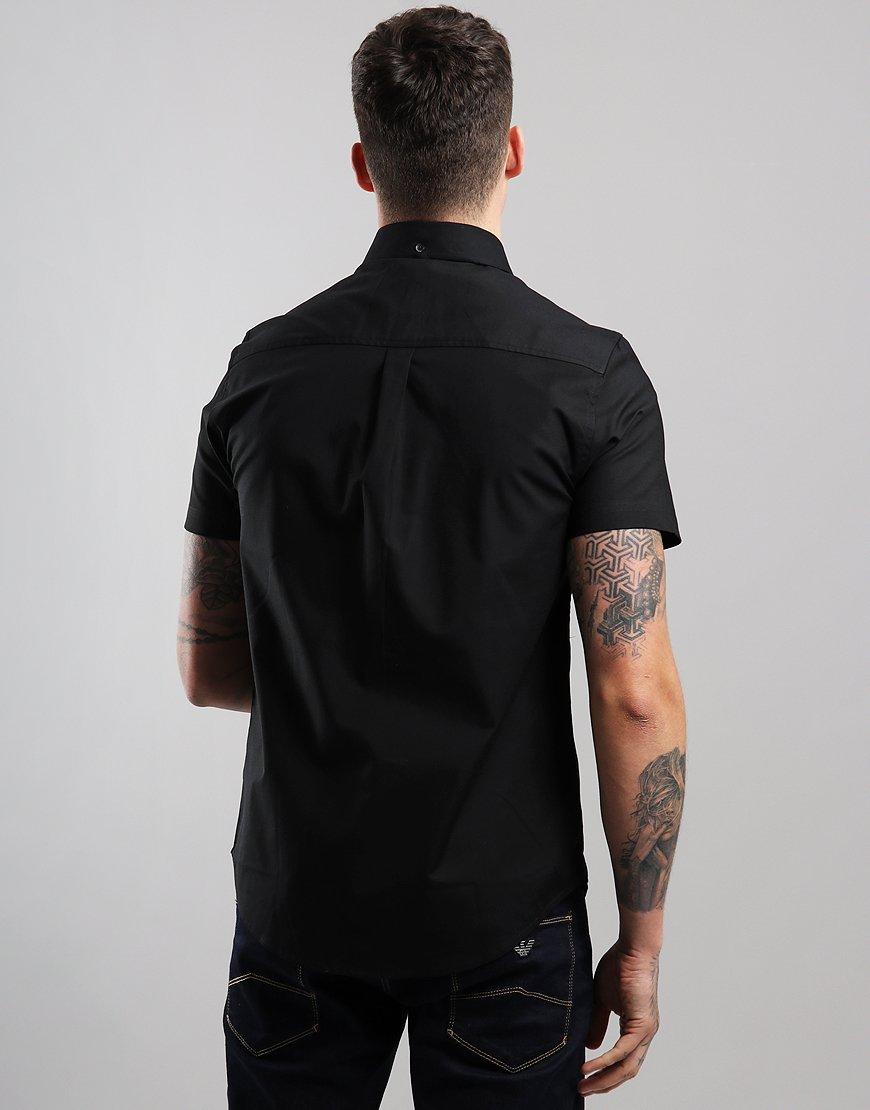 Luke 1977 Jimmy Stretch Shirt Black