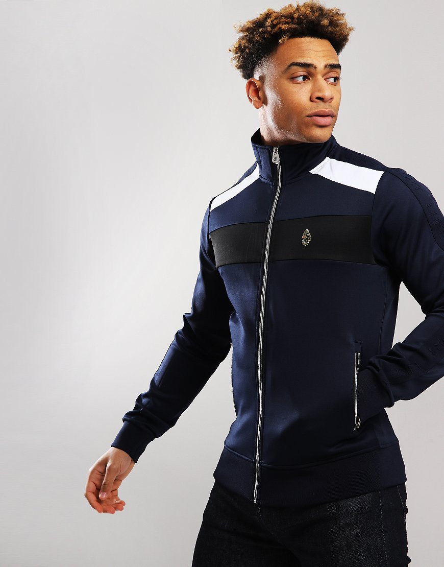 Luke 1977 Larwood Tracktop Navy
