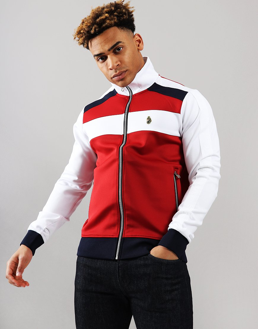 Luke 1977 Larwood Tracktop White