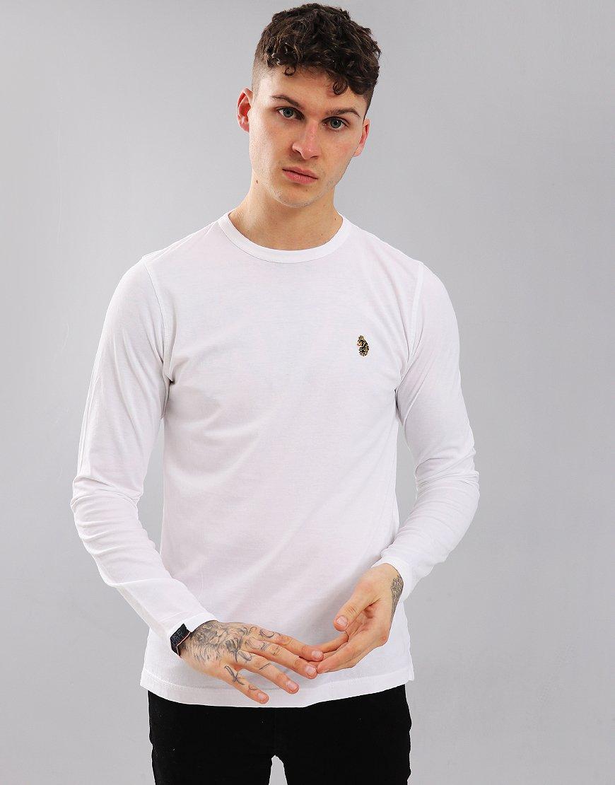 Luke 1977 Traff Long Sleeve T-Shirt White