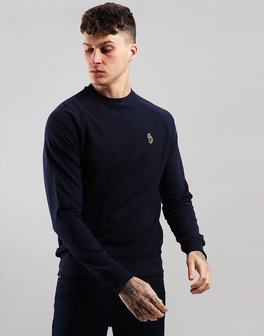 Luke 1977 New Guy Sweat Navy