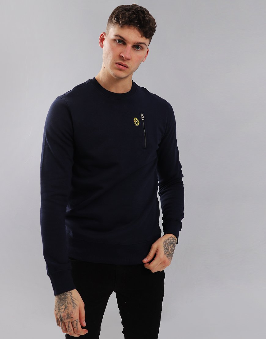 Luke 1977 Paris 2 Sweat Navy