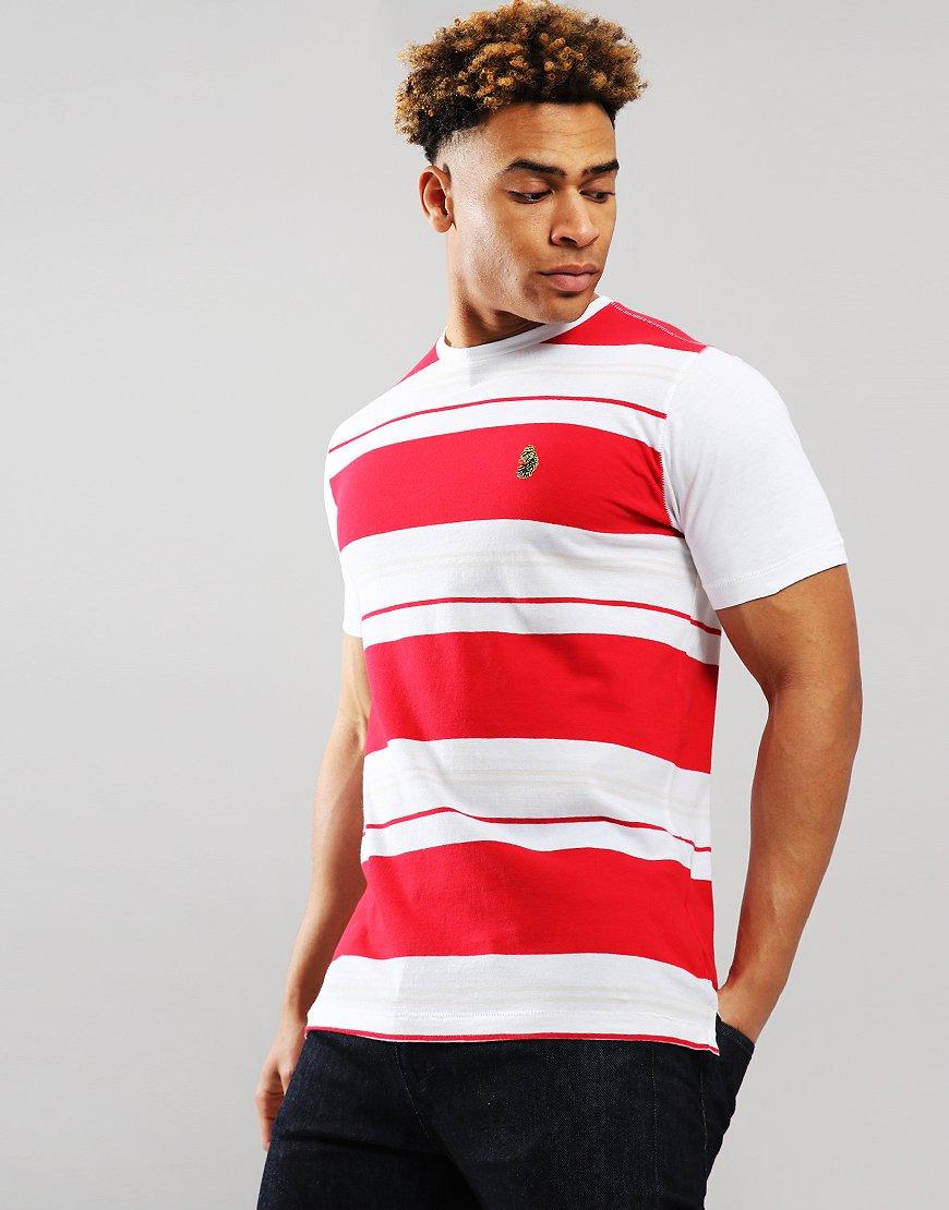 Luke 1977 Plan A T-shirt Marina Red