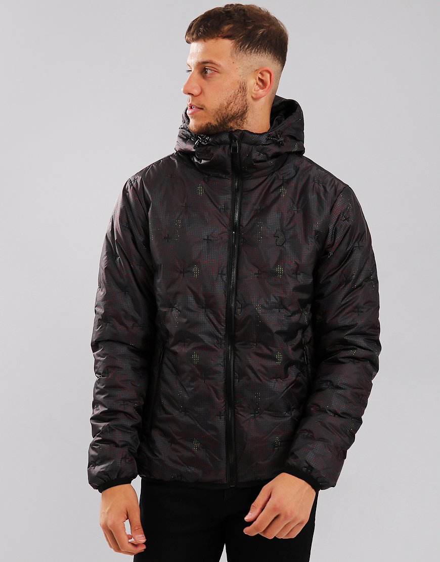 Luke 1977 Positive Forces Quilted Jacket Camo