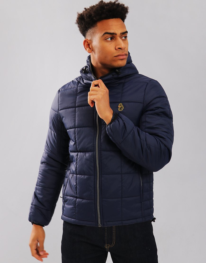 Luke 1977 Southy Padded Jacket Navy