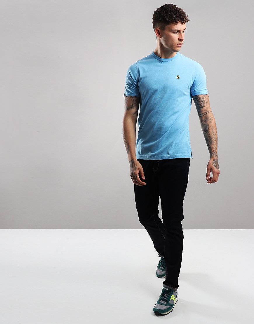 Luke 1977 Traff Core T-Shirt Alaskan Blue