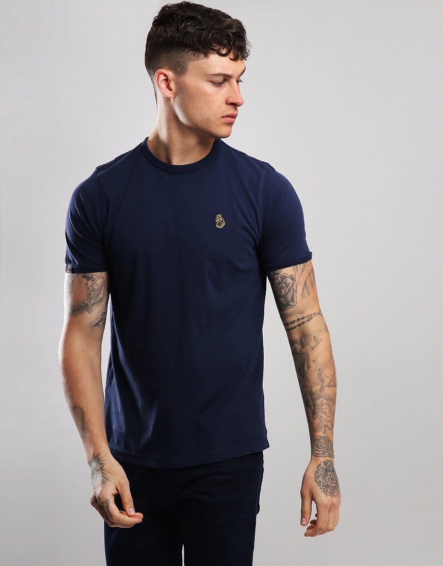 Luke 1977 Traff Core T-Shirt Dark Navy