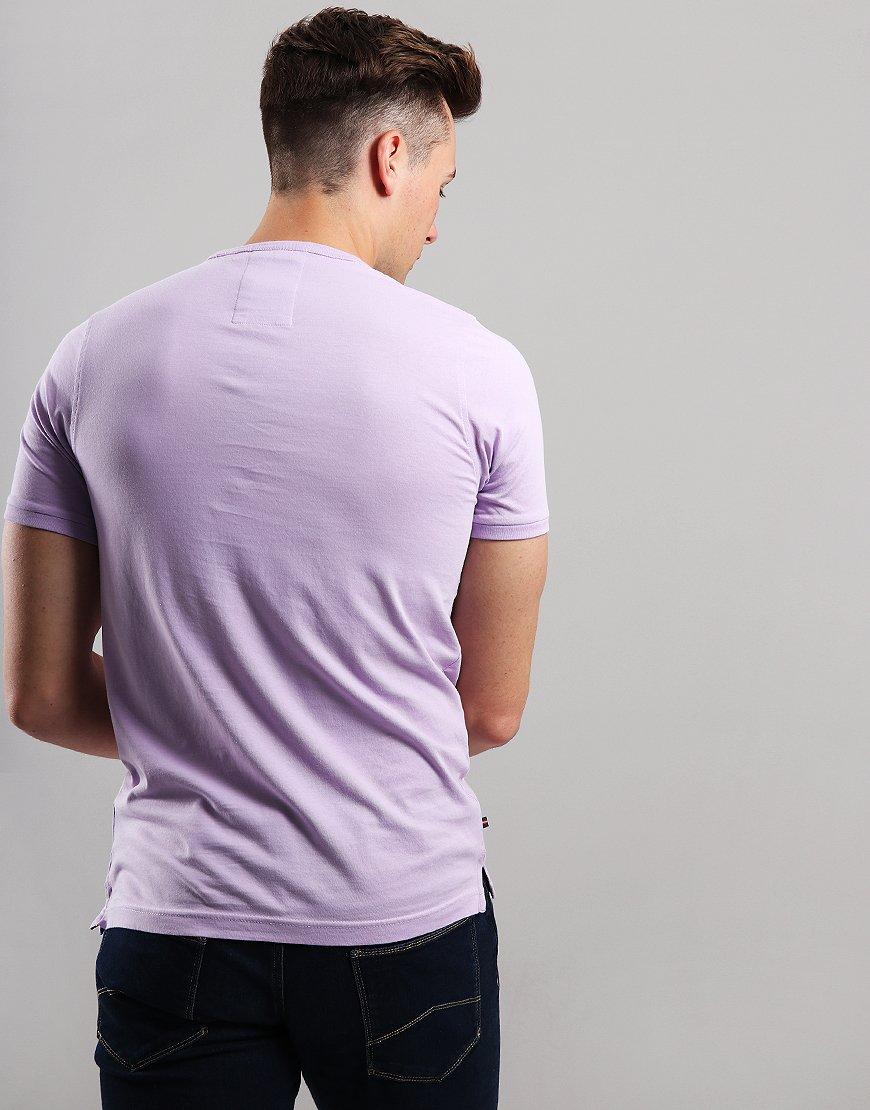 Luke 1977 Traff Core T-Shirt Lavendula