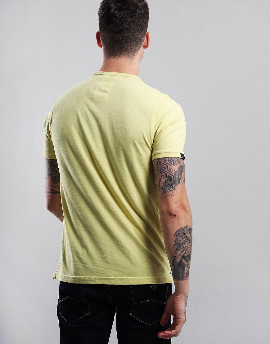 Luke 1977 Traff Core T-Shirt Powder Sulphur