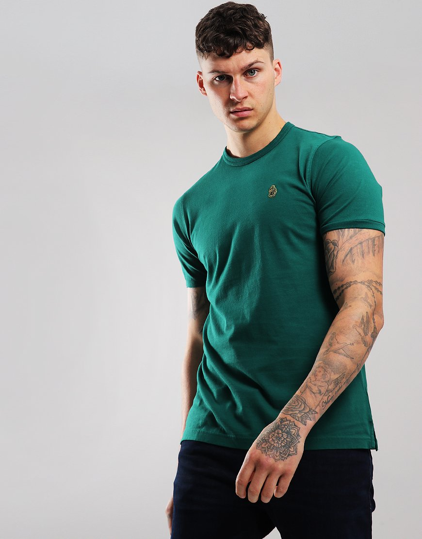 Luke 1977 Traff Core T-Shirt Sport Green